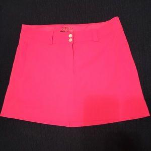 ⛳️ EUC Nike Golf Skort Skirt